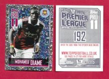 West Ham United Mohamed Diame Senegal 192